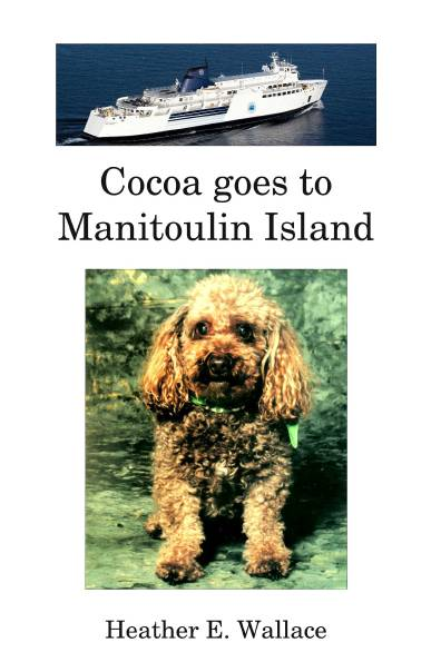 Cocoa Goes to Manitoulin Island